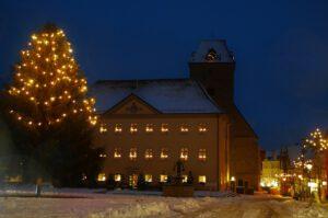 Weihnachsbeleuchtung